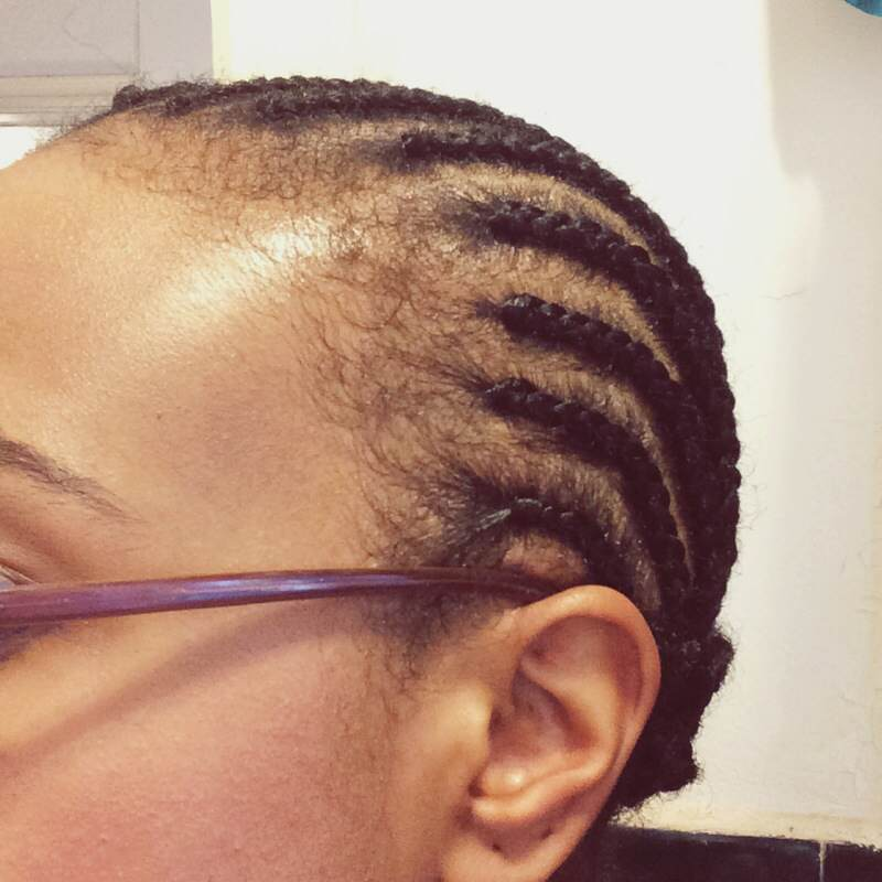 Crochet Hair Edges : Protective Style #6?Crochet MICROBRAIDS Novelty Items